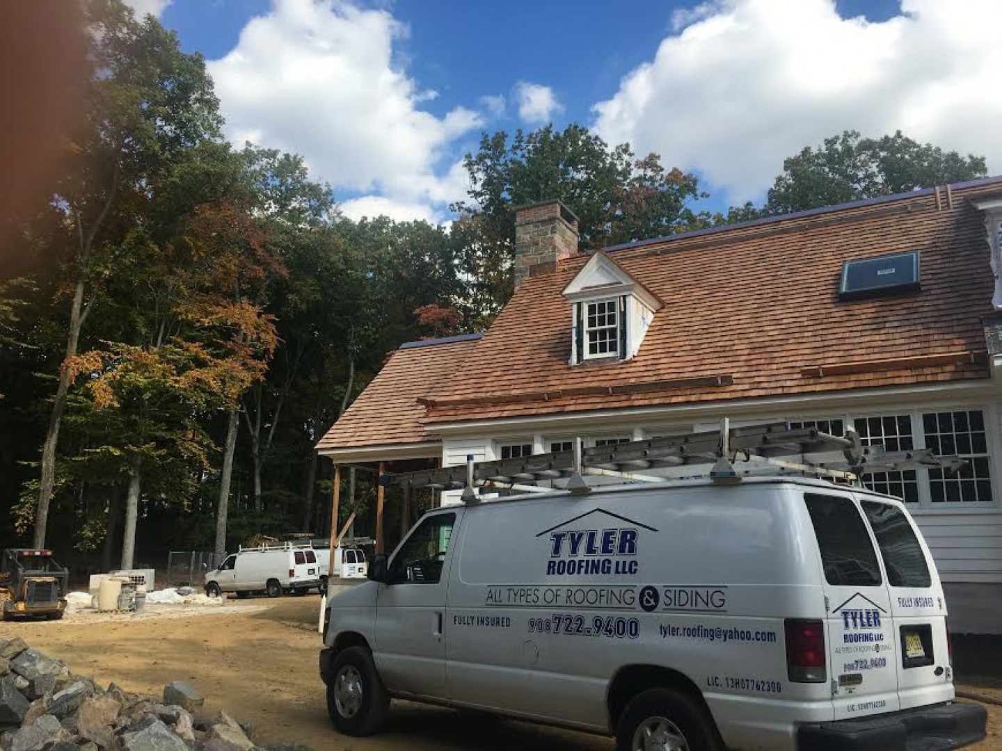 Trust us with your roof repair projects